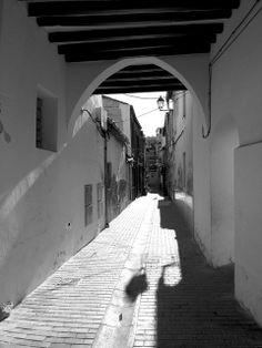 """""""Calle Miguel Hernández"""". Orihuela (Alicante). 21/01/2014."""