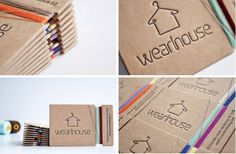 25 new (amazing) business cards – Best of April 2013