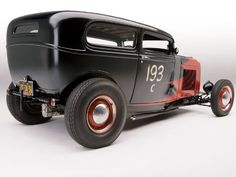 32 Ford Sedans lets see 'em, seems like the thing to do! - THE H.A.M.B.