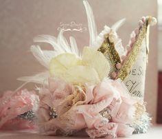 Handmade High Society Crown-