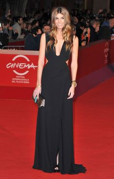 An Italian noble socialite with the body of a supermodel, a boyfriend who's the heir to the Fiat fortune and a regular in fashion editorials such as Vogue, could life get any better for Bianca Brandolini D'Adda?
