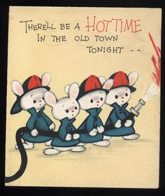 .*¨¨*:•.NoStaLgiC KEEPSAKE BIRTHDAY GREETING CARD.•:*¨¨*:•. NOS ~ NEW/OLD Store Stock ~UNUSED Adorable old card, made by Gibson colorful