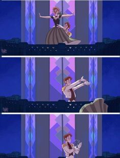 """Hans' Alternate Ending 