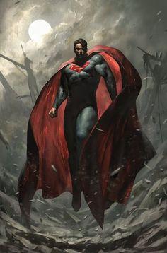 Batman Vs Superman, Superman Action Comics, Superman Love, Superman Artwork, Superman Wallpaper, Superman Man Of Steel, Dc Comics Art, Batman Art, Superman Stuff