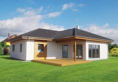 Bungalov Nova 109 Nova, Atrium, Lab, Shed, Outdoor Structures, Mansions, House Styles, Outdoor Decor, Home Decor
