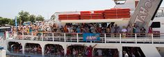 "Disco.BG – Party Boat ""TATTOO"" Sunny Beach / SUNNY BEACH Night Club, Night Life, Disco Night, Disco Club, Sunny Beach, Bulgaria, Sunnies, Boat, Tattoo"