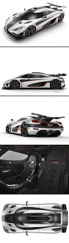 First Look at the 1340HP Koenigsegg One:1 Hypercar, Which Can Hit 280MPH - TechEBlog