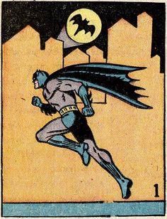 """Cartoon Flips"" from Batman #52"