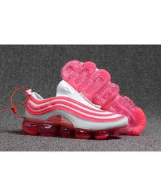 3d354ae51b599 Women s Vapormax x Nike Air Max 97 KPU TPU Pink White Running Shoes Cheap  Sale Casual