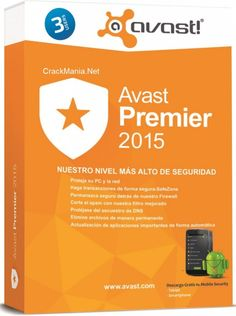 Avast 2015 Activation Code