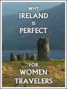 Why Ireland is perfect for women travelers