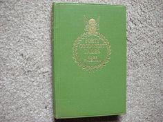FORTY GOOD-NIGHT TALES.by Rose Fyleman.1930. Methuen & Co. Ltd. | eBay