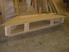How to build a bay window seat (for the breakfast nook)!