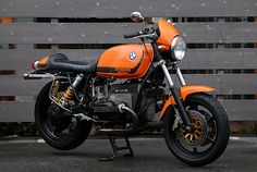 Racing Cafè: Bmw R 100 RS Special #5 by Ritmo Sereno