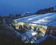 Renzo Piano: Buildings and Projects : The Renzo Piano Building Workshop at Punta Nave in Genoa, Italy