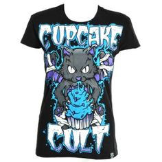 Cupcake Cult clothing....should have a squirrel on it instead!