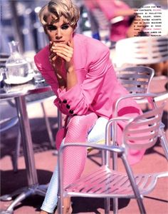 From Fall Winter 2012-13 Collections: Candy Pink - click on the photo to see all garments and accessories in Photogallery.