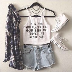 Image via We Heart It #beauty #fashion #girl #inspiration #inspo #outfit #tumblr #swag