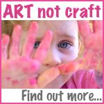 Tons of art projects and ideas for your kids
