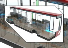 Environmental Project - Bus Interior by Jonny Hassall
