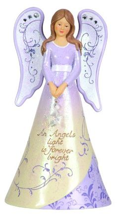 Precious Moments Angel With Star Figurine - http://www.preciousmomentsfigurines.org/angels/precious-moments-angel-with-star-figurine-2/