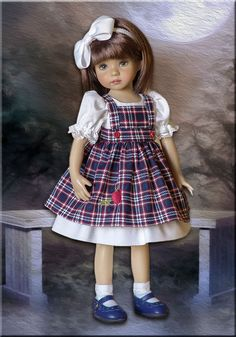 gekämmt lose School Days fits Dianna Effner Little Darling, My Meadow Avery, Iplehouse KID Ag Doll Clothes, Doll Clothes Patterns, Toddler Fashion, Kids Fashion, Baby Boy Outfits, Kids Outfits, Effanbee Dolls, Madame Alexander Dolls, Doll Costume