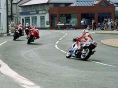1992 Supersport 400 TT - Parliament Square