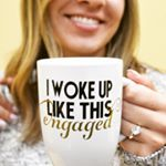 Engagement mug for the Beyonce fan!