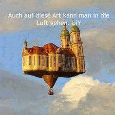 Knallvergnügt Leben : Mehr Luft als Schloss ?