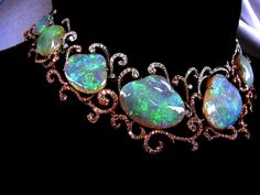 Tremonti Fine Gems & Jewellery: Colour in Opals #opalsaustralia