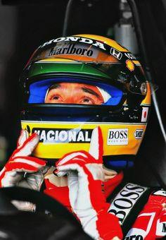 1994/05/01 Ayrton Senna