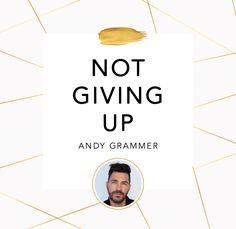 ‎Mind Your Business Podcast: Not Giving Up With Andy Grammer on Apple Podcasts Pop Hits, Mind You, Live In The Now, Giving Up, Grief, Cellular Level, Mindfulness, How To Apply, Singer
