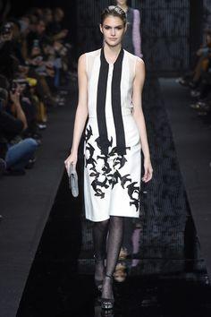 Diane von Furstenberg Ready To Wear Fall Winter 2015