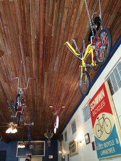 KY's bike shop restaurant #Slidell #Louisiana