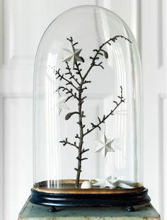 Feestdagen | 10x inspiratie met 'Kerst stolp' kerstdecoratie • Stijlvol Styling - Woonblog •