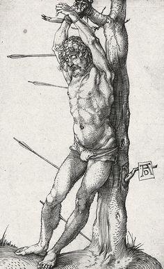 Albrecht Dürer hollowed out: Photo