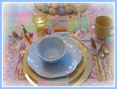 Dining Delight: Easter Fun