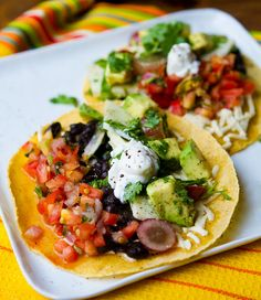 vegan tacos mexican recipes