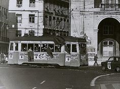 1975 Lisbon Tram
