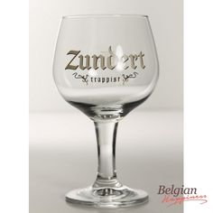 Zundert Trappist Beer Glass 33cl #Trappist_Glass