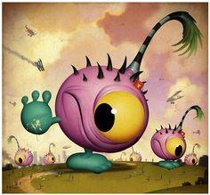 bill mayer illustrator - Google Search