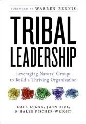 """Ongoing addiction to management books led me to this, which contends that groups of people (tribes) function around the language the members use in different stages of development: """"Life Sucks, My Life Sucks, I'm Great and You're Not, We're Great and Life is Great"""". The consultant authors believe if you manage people based on their stage you can move entire tribes and organizations toward greater success. An evolution theory of management, if you will. Appealing if you have a…"""
