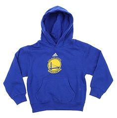 Golden State Warriors NBA Youth Team Logo Pullover Fleece Hoodie Blue - Youth Medium 10-12  http://allstarsportsfan.com/product/golden-state-warriors-nba-youth-team-logo-pullover-fleece-hoodie-blue/?attribute_pa_size=youth-medium-10-12  Officially licensed NBA product by adidas Cotton/Polyester blend fleece lining for warmth – Machine Washable Pullover long sleeve sweatshirt with hoodie – screen printed team logo at front