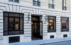 Hotel La Tamise, Paris, France