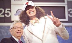 Quand Joakim débarque en NBA