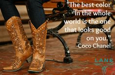 Shop for Womens Leather Boots Footwear & Accessories Cowboy Love, Cowboy Boots, Leather Art, Leather Boots, Cowgirl Quote, Coco Chanel Quotes, Boho Boots, Horse Quotes, High Heels