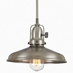 Ceiling Lights Inspired by 1920s Vintage Industrial Lighting