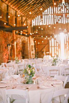 barn style wedding venue #barnwedding #rusticwedding #weddingchicks http://www.weddingchicks.com/2014/03/17/central-coast-summer-wedding/