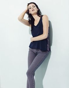 MiH Jeans Pre-SS13 Campaign