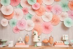Pastel Wall Decor